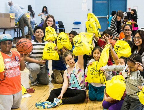 How Bay Street Hoops is Helping KidSport Ontario